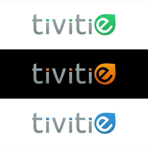 Bold logo for tivitie