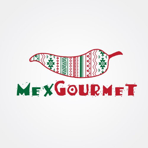 Looking for a gorgeous spicy logo for MexGourmet!