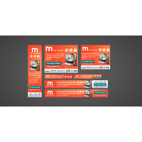 Help MyMove.com with a new banner ad