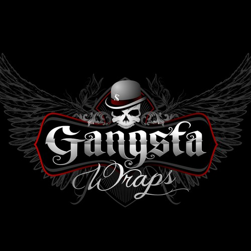 Gangsta Wraps needs a new logo