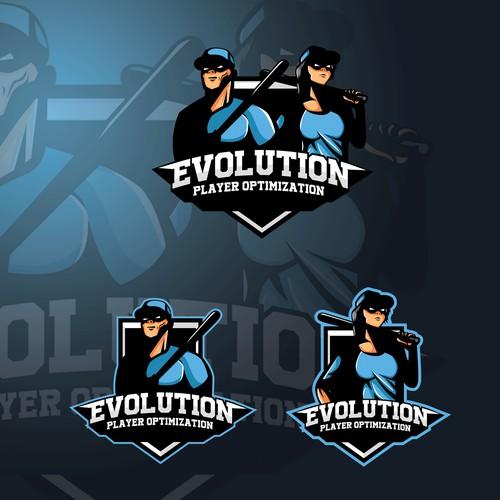 Logo for Baseball Training