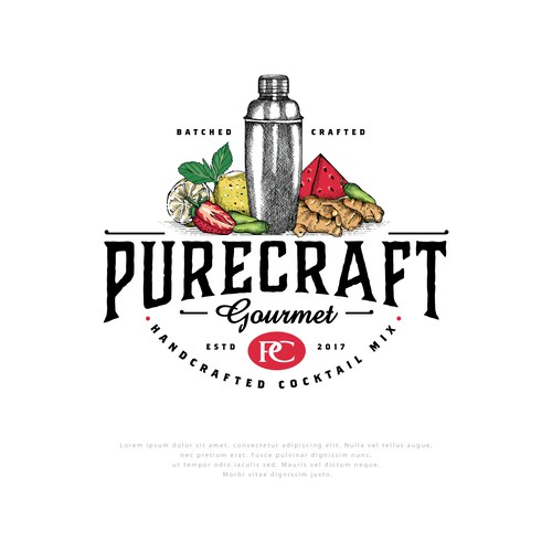 Logo for Purecraft Gourmet