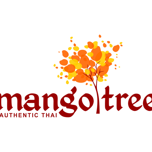 Create the next logo for Mango Tree