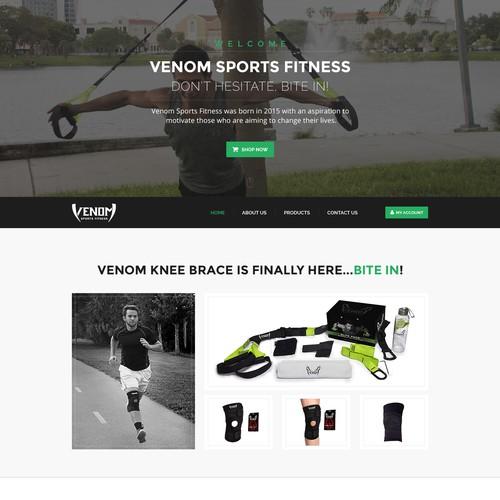 Venom Sports Fitness