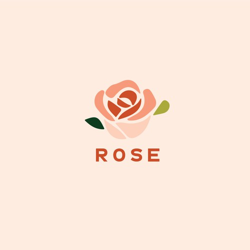 Brand Identity Concept for Rose