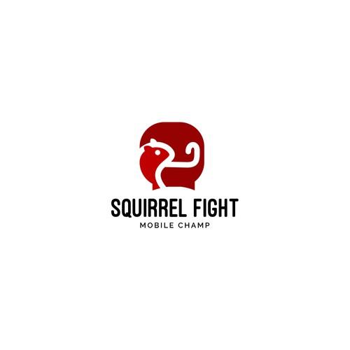 Logo for mobile gaming app
