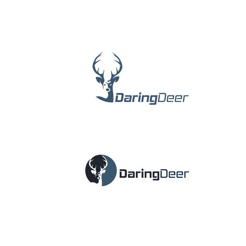 Daring Deer Logo