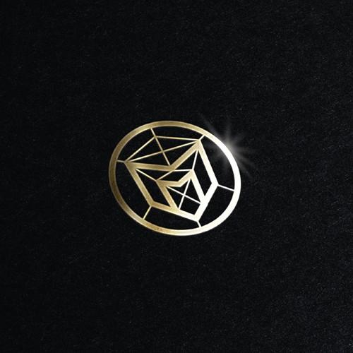 Minimalist branding for Music Artist