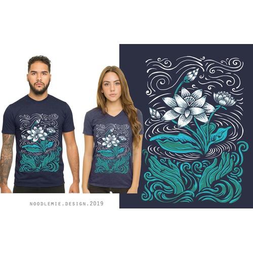 Inspiring t-shirt for sexual assault survivors.