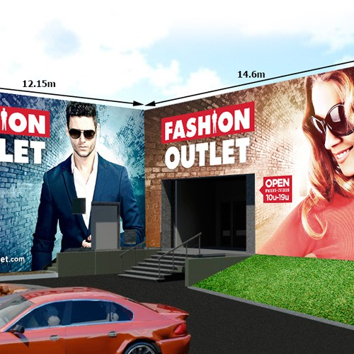 Entrance Fashion Outlet