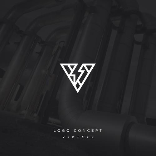 Logo Design Concept for Vortech