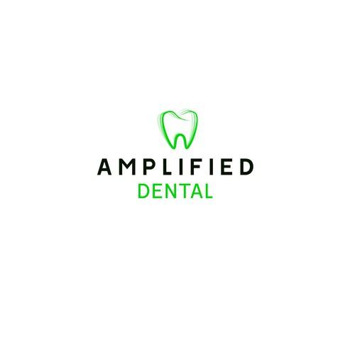 Modern logo for  Dental Marketing and coaching company