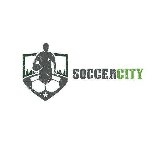 SoccerCity needs a cool logo!