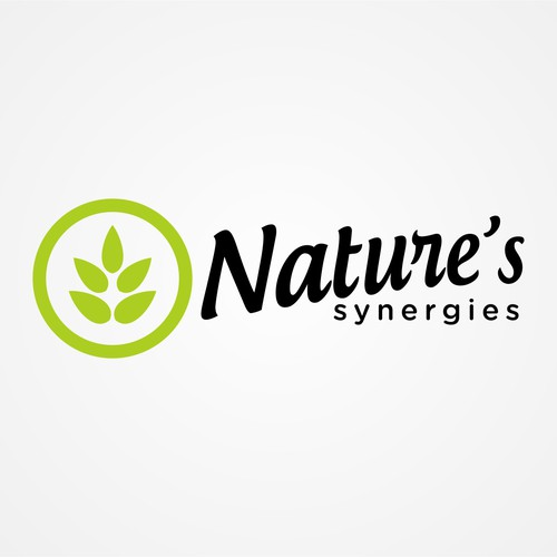 Create a capturing Logo for an Organic Nutritional Supplement Company