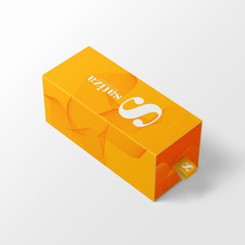 Luxury CBD Cosmetics Brand Packaging Design
