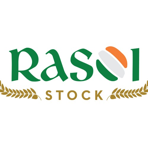 Economical modern logo for Indian food store
