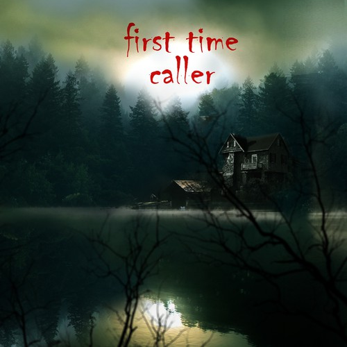 ''First time caller'' book cover