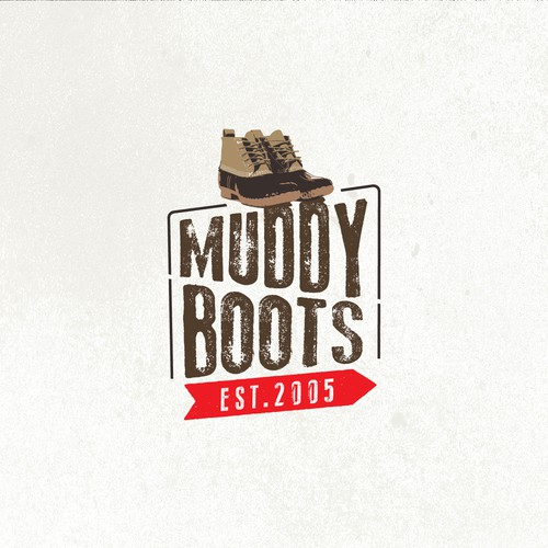 logo designs for boots
