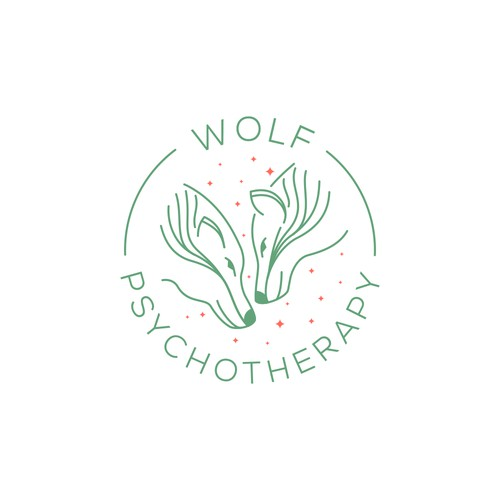 Wolf Psichotherapy Logo