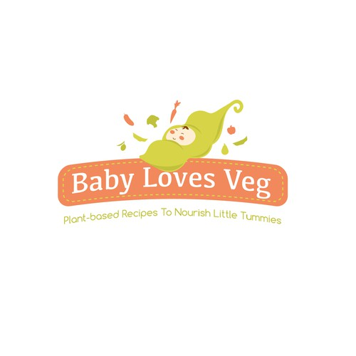 Baby loves Veg