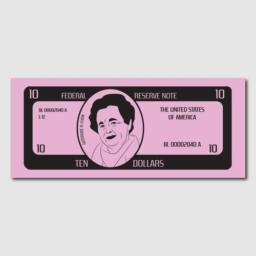 Design for the New 10$ Bill