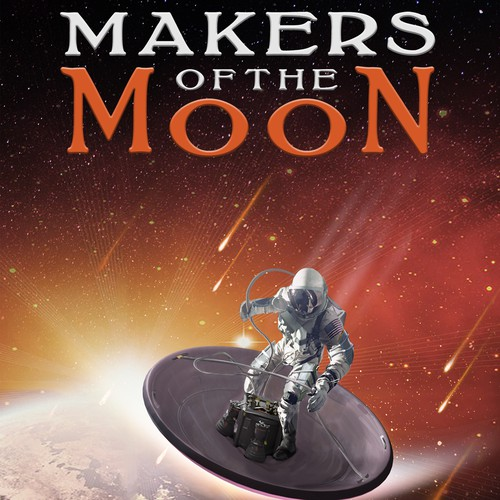 Book cover for MAKERS OF THE MOON 2