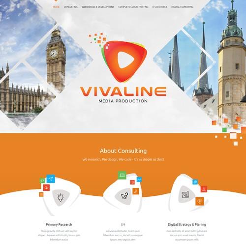 Vivaline Media production