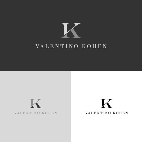 Logo concept for a consulting firm