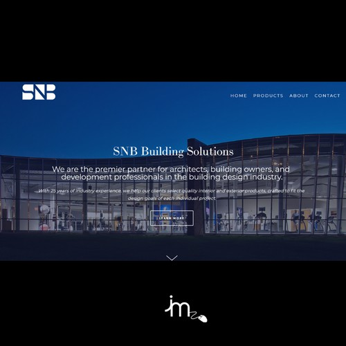 "SNB Build Website ""ReDo"""