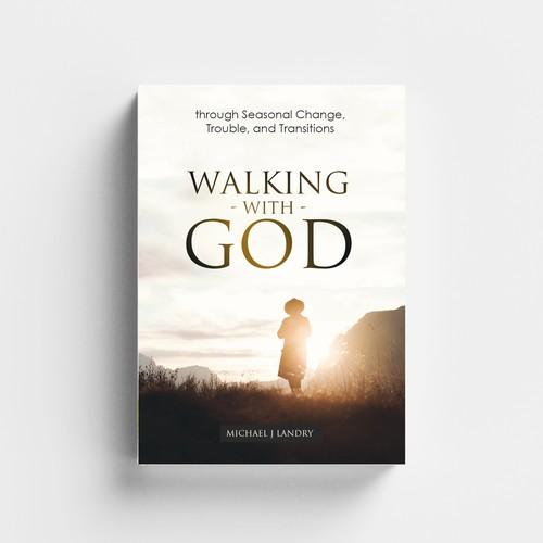 Book cover for Christian author