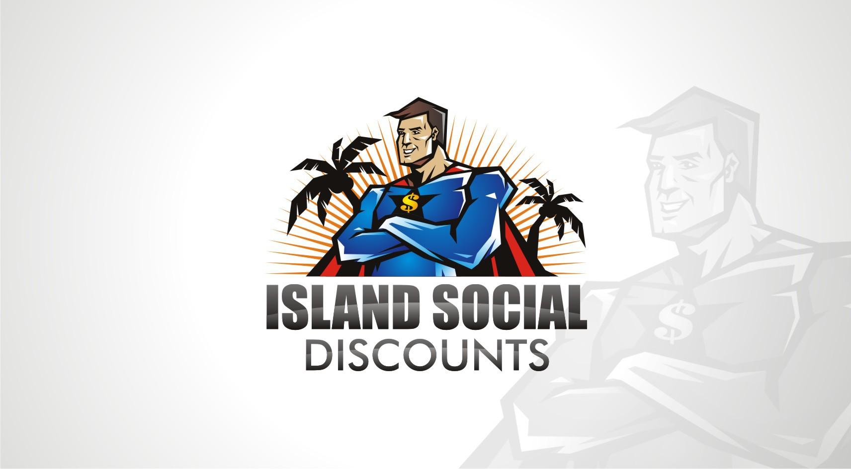 logo for Island Social Discounts