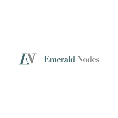 Classy Logo for Emerald Notes