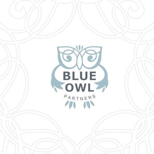 Blue Owl Partners Logo