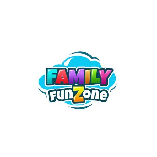 Logo Design concept for Family Fun Zone