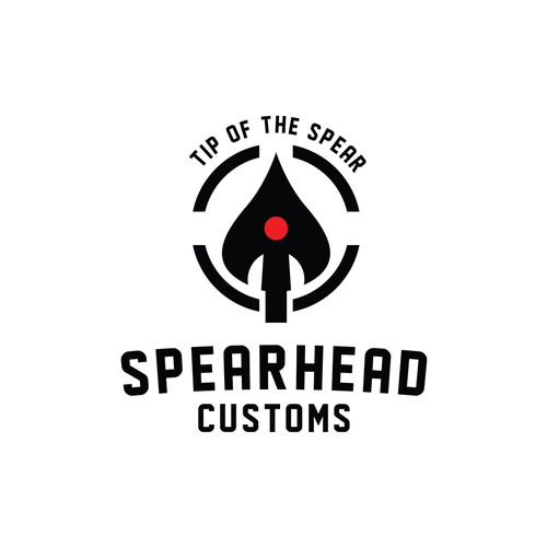 Logo for Spearhead Customs