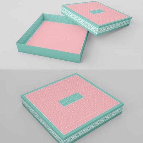Cake pakage design