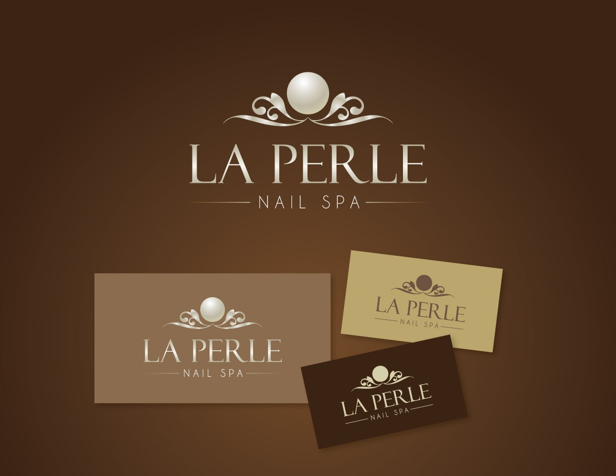 Logo for La Perle Nail Spa
