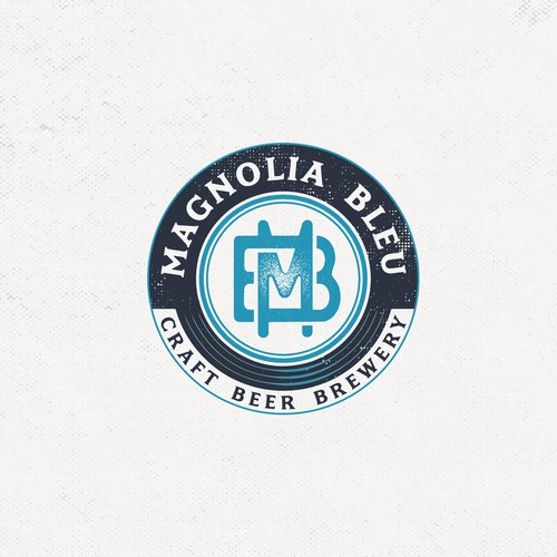 Logo design for brewery