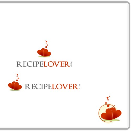 Help RecipeLover.com with a new logo