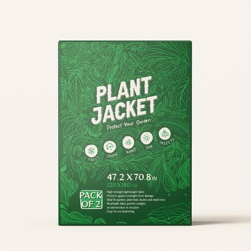 Design concept For Plant Jacket