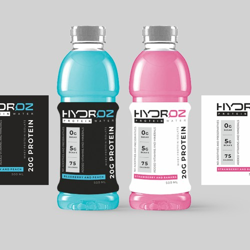 Label for HYDROZ