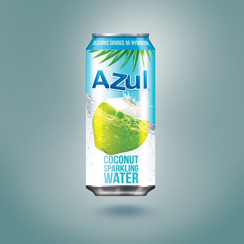 Coconut Sparkling Water
