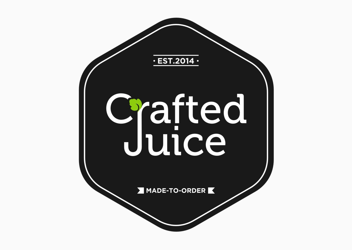 Crafted Juice - Create a logo for our juice bar
