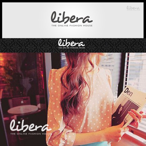 New logo wanted for Libera (Online Fast Fashion shop)