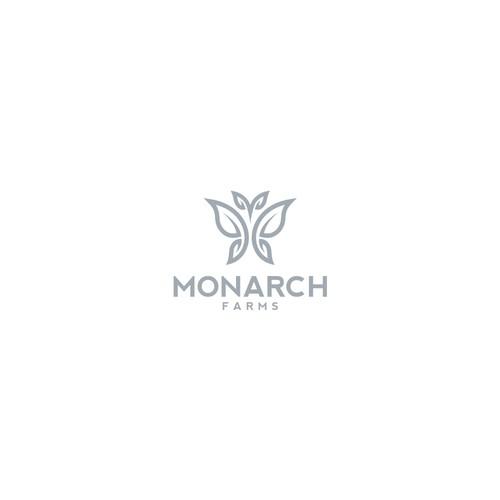 Logo for Monarch Farms