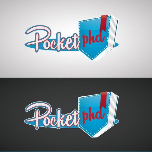 Create the next logo for Pocket PhD