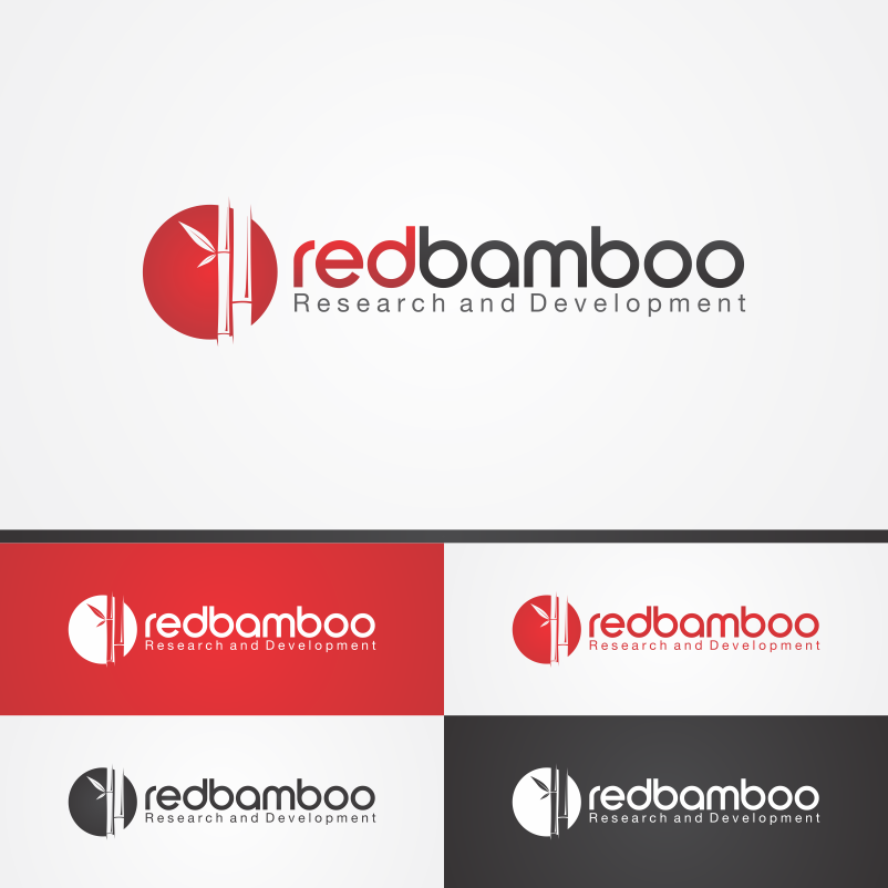 logo for Red Bamboo Research and Development