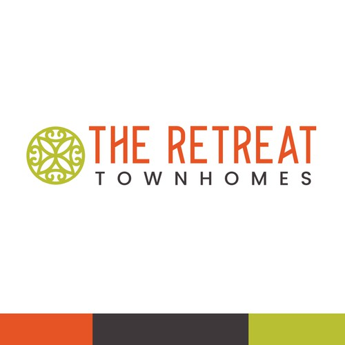 Logo Redesign for Modern Townhomes