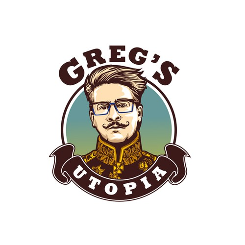 Gregs utopia logo
