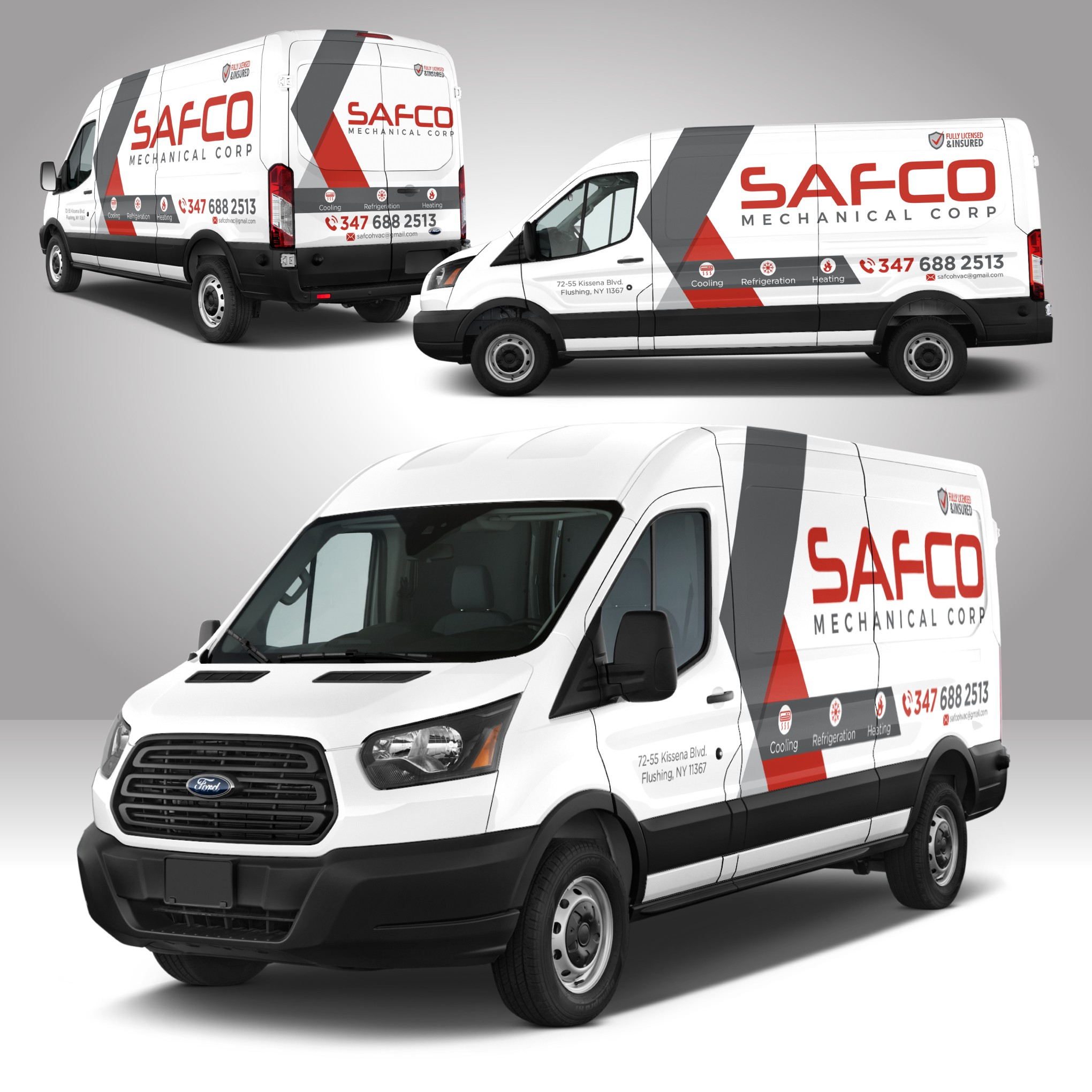 New hvac mechanical company top designers wanted, ford transit 250 medium roof